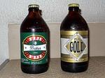 フィジービターとフィジーゴールド ビール