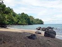 バンダ島マロレビーチ