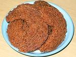 カラス-カラス 米粉の揚げクッキー karas-karas