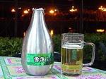 雪花 MONS ビール 大ボトル 中国