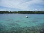 ウェー島 イボイの海