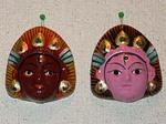 ネパール民芸品 神様
