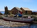 チチカカ湖・葦(トトラ)の浮島 ウロス島ツアー参加体験記
