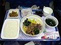 大韓航空 成田-仁川-ナンディ線に搭乗。往復ビビンバとは挑戦的?!