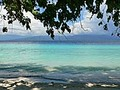 ベモでアンボン観光。美しいリアンビーチと温泉♪