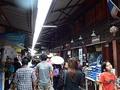 バンコク近郊散歩:スパンブリー サムチュック100年市場(1)