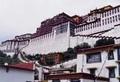 ラサの名所巡り:ポタラ宮とノルブリンカ(1999.08.17 ラサ)