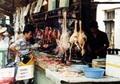 四川航空で広州へ。食は広州にあり。(1999.08.20-21 成都-広州)