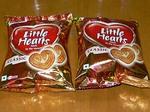 インド パイビスケット Little Hearts
