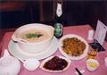 初上海旅で見たもの。繁華街や食べ物メモ。