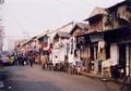 上海の庶民の生活区などを歩いてみた写真。