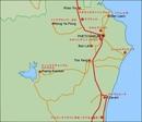 プレソンクラン:レンタカーでペッブリー。宮殿、ノンヤプロン温泉、黒タイ族村。