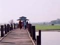 第4話 世界最長の木製橋を見に行った。(マンダレ-アマラプラ)