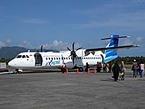 東京→インドネシア・ケイ島。全日空、ガルーダ、ライオン航空レポ。