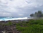 タニンバル・ケイ島 日本軍が上陸した岸壁