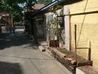 旧日本人街の一角の家庭菜園