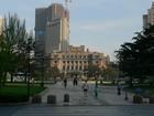 中山広場の旧大和ホテル