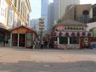 通りがかりにみつけた美食街