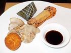 シャングリラホテルの朝食の中華点心