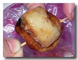 一口サイズ 豚の大腸の油条包み