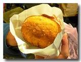 葱多餅 葱たっぷり揚げパン まるのまま