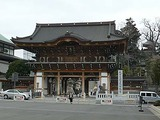 成田山 新勝寺 門