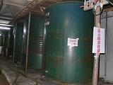 佐原の酒蔵のタンク
