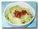 湯青菜 茹でレタス