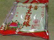 台湾 手工麺線