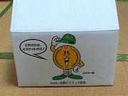 日本ビスケット協会 懸賞の箱