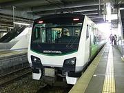 ハイブリッド・リゾートトレイン リゾートビューふるさと 松本駅