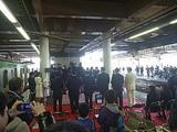 JR東日本 新型蓄電池車 アキュム記念式典