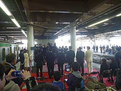 那須烏山線の蓄電池車「アキュム」に乗車。地元の期待がすごい。