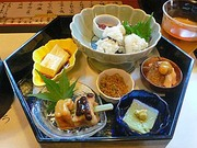 京都 信八のランチ