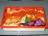 はらこ飯DX蓋を開けたところ 仙台 魚河し惣菜 辰