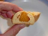 タイ土産:モジmojiという名のカスタード饅頭と中華風饅頭。
