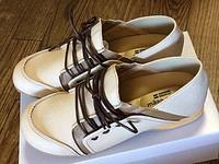 旅の靴 マーレマーレのシューズ