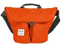 旅のサブバッグにハロルルのショルダー買った。