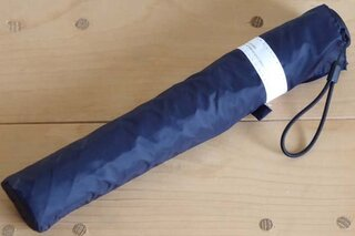 Wpc.の最軽量折り畳み傘を旅行用に購入~。清水の舞台から飛び降りる気持ち?!