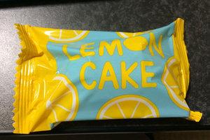 盛岡花月堂のレモンケーキ