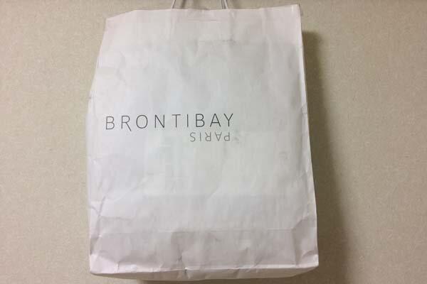 BRONTIBAY PARISの福袋 ショップ袋