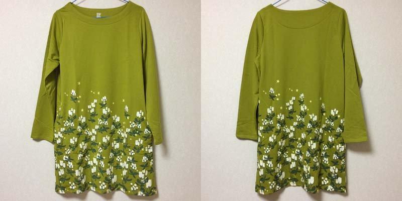 デザインTシャツストアグラニフの福袋 デザインワンピ