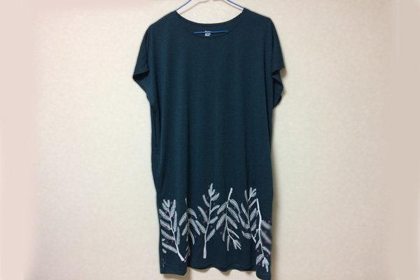 デザインTシャツストアグラニフの福袋 デザインTシャツワンピ