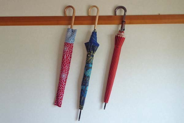 小宮商店の日傘、甲州織の長傘 3本