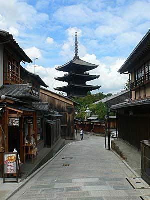 八坂の塔 京都