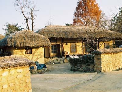 韓国個人旅行(ソウル、河回村) 2005年11月