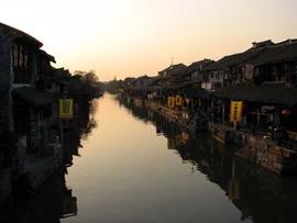 中国江南の水郷古鎮「西塘」をゆく(その1)