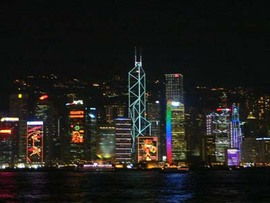 チベット行き。香港から入って華南へ(1999.08.4-6 東京-香港-広州)