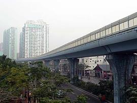 廈門交通指南:空港から市内への移動など。