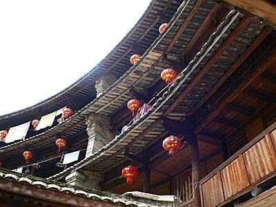 中国(廈門・客家円楼)個人旅行 2012年3月
